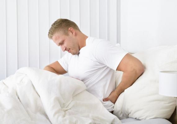 Что делать когда болит спина?