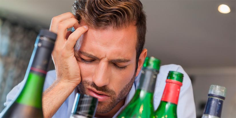 Головная боль от спиртного