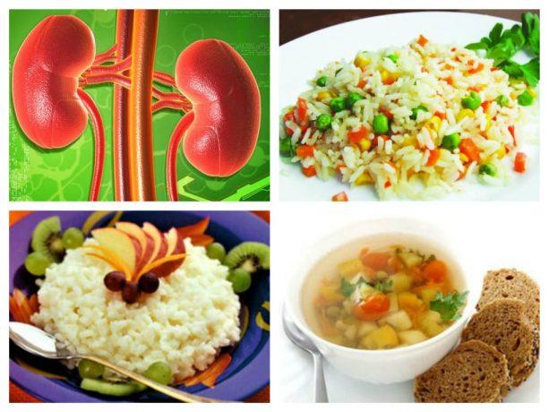 Диета 7 - Значение диетыпри заболеваниях почек