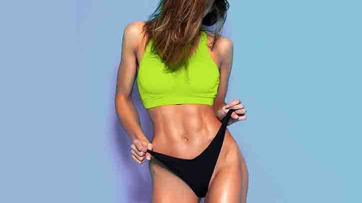 Cушка тела - это способ сделать тело рельефным и подтянутым