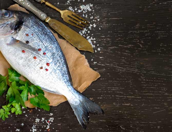 Рыба и морепродукты при грудном вскармливании