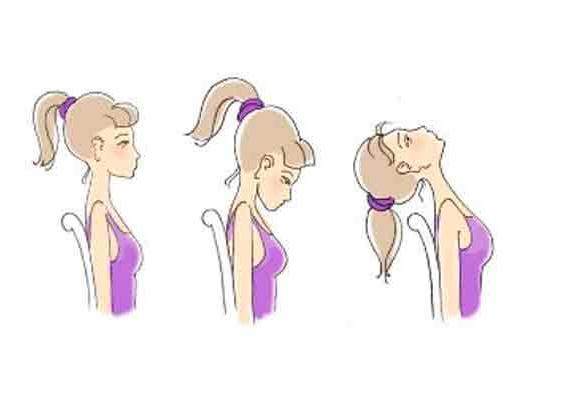 Как вылечить хруст в шее