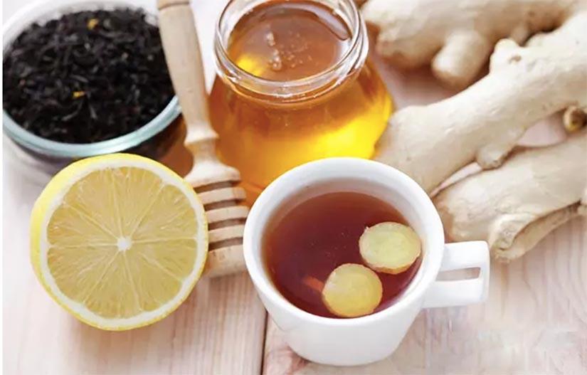 Вся польза имбиря и имбирного чая