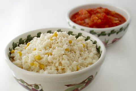 Каша рисовая рассыпчатая