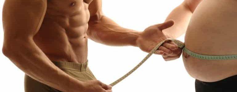 Лишний вес у современных мужчин – не редкость