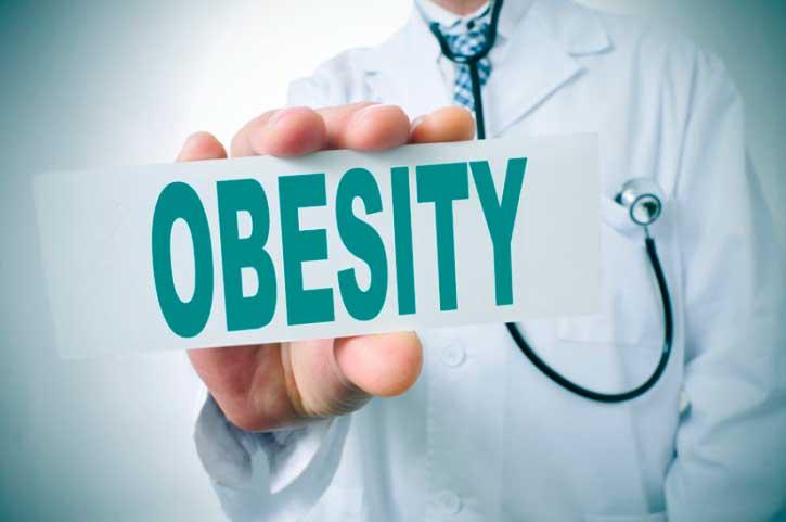 Ожирение —чрезмерное накопление жира в организме человека.