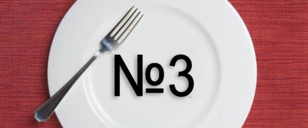 Диетический стол №3 – диета при метеоризме и пневматозе кишечника