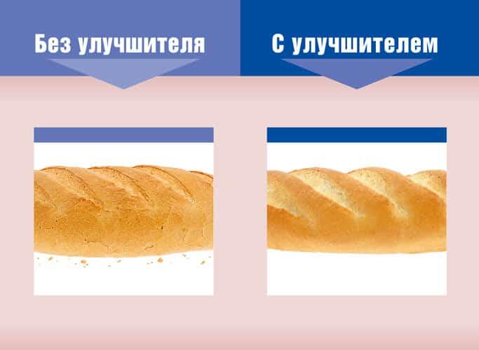 Улучшитель хлебопекарный