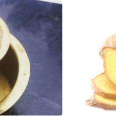 Зеленыйкофе с имбирём для похудения