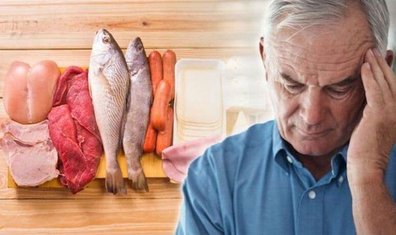 Питание при головных болях должно быть богато витаминами группы В.