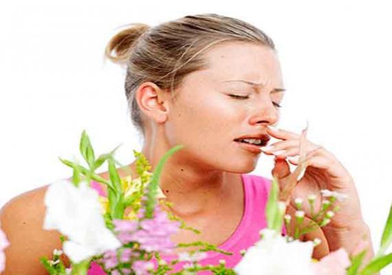 Причины головных болей при аллергии