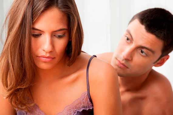 Диспареуния у женщин - причины