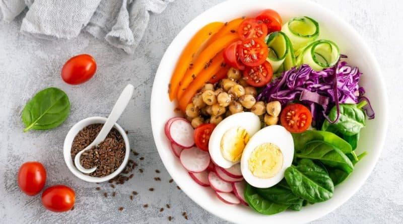 Питание для снижения холестерина крови