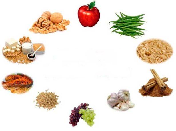Принципы питания для снижения холестерина крови