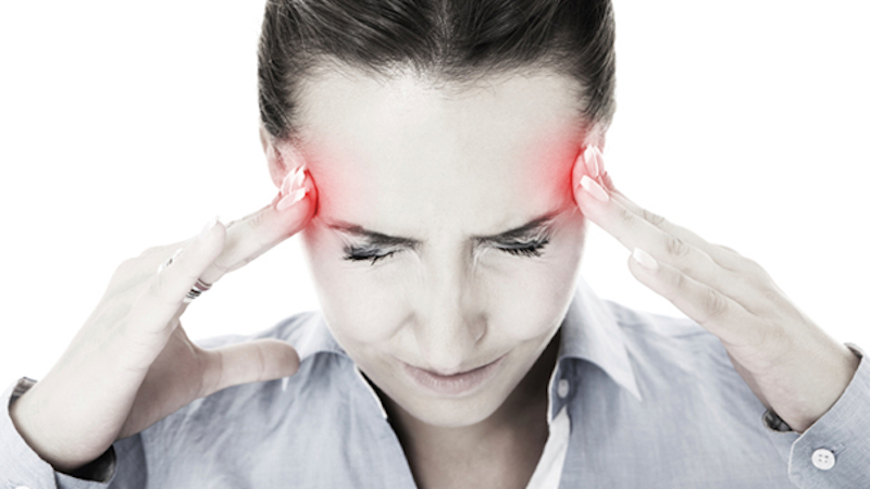 Головная боль при повышении внутричерепного давления